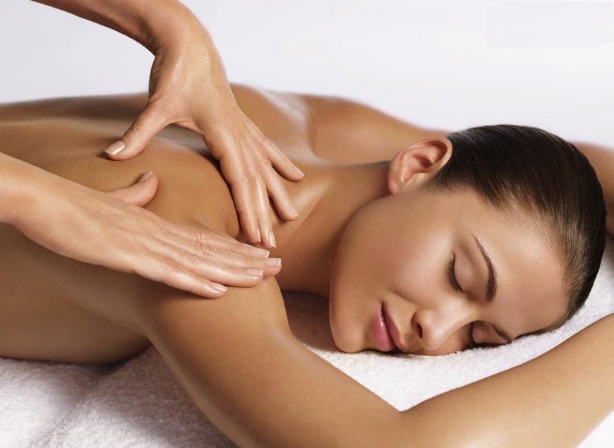 masaj corporal și vedere